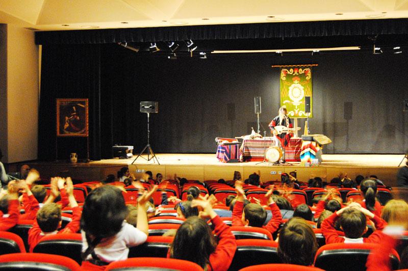 conciertos didácticos primaria